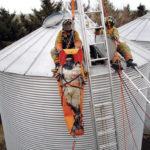 grain bin entrapment
